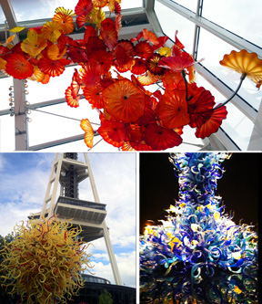 Chihuly Garden + Glass